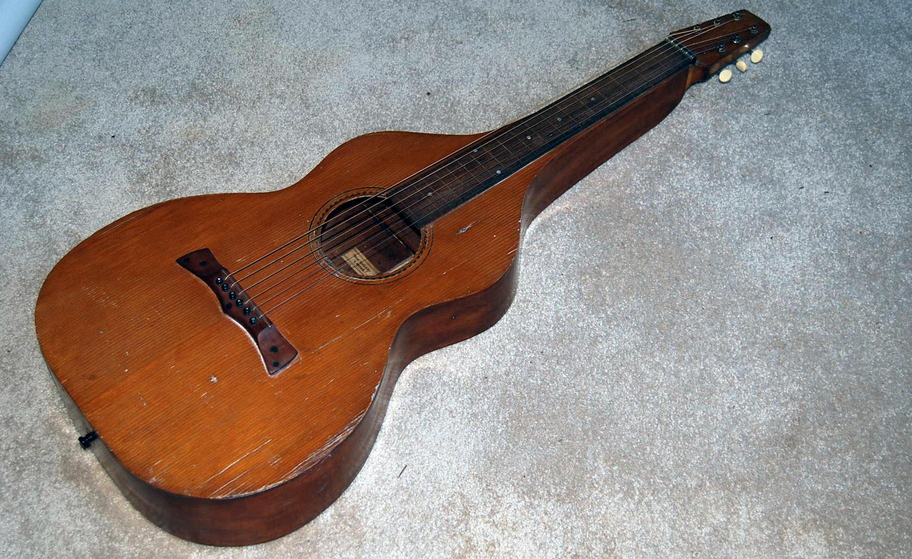 Weissenborn Guitar: Amazon.com