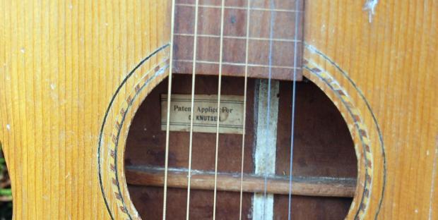 Patent Pending Knutsen Label